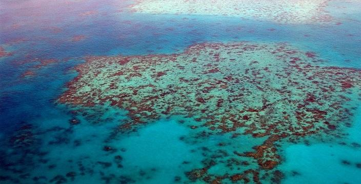 Visum Australien great barrier reef